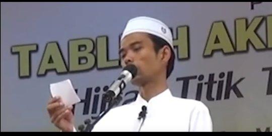 Ternyata Segini Tarifnya Ustad Abdul Somad